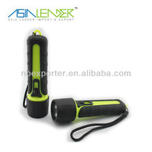2012 Hot selling 4 function bright light torch