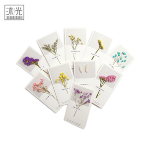 Promotional Widely Used Custom Design Gift Floral Thank You Greeting Cards