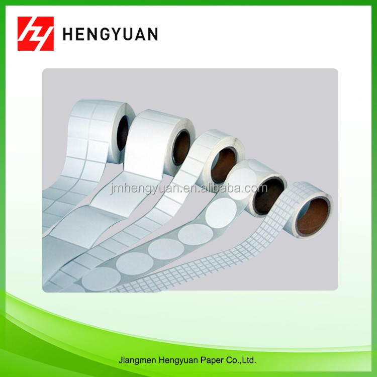 Double coating 80*80MM thermal roll for ATM,credit card pos machine not easy to tear up