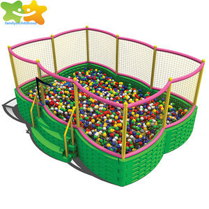 amusement park play center ball pool