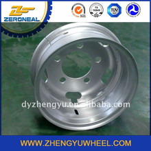 steel trailer wheel