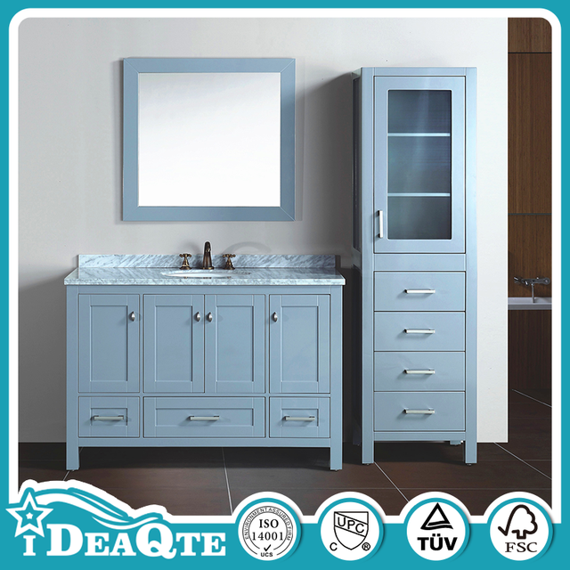 solid wood corner bathroom mirror cabinet vanities - Corner Bathroom Mirror Cabinet