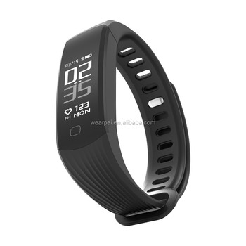 wearpai best sale smart band with good quality with blood pressure smartbands