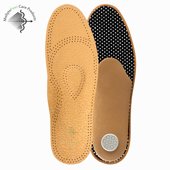Shoes Made In China Natural Leather Arch Support Shoe Padcustom