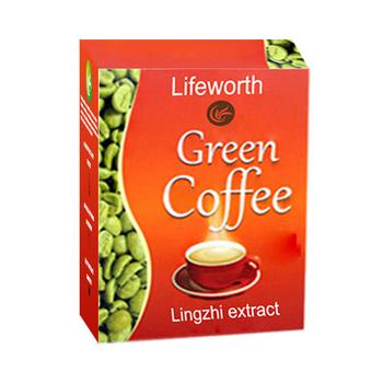 Lingzhi coffee para adelgazar