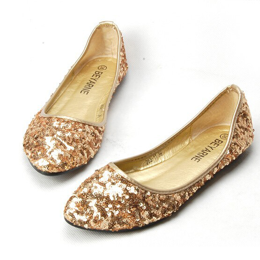 Find great deals on eBay for ballet flats gold. Shop with confidence.
