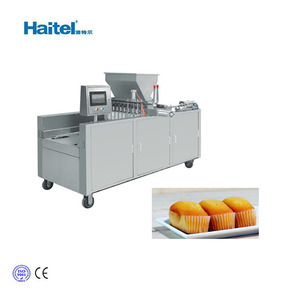 Stainless Steel Fully Automatic Layer Cake Making Forming Machine