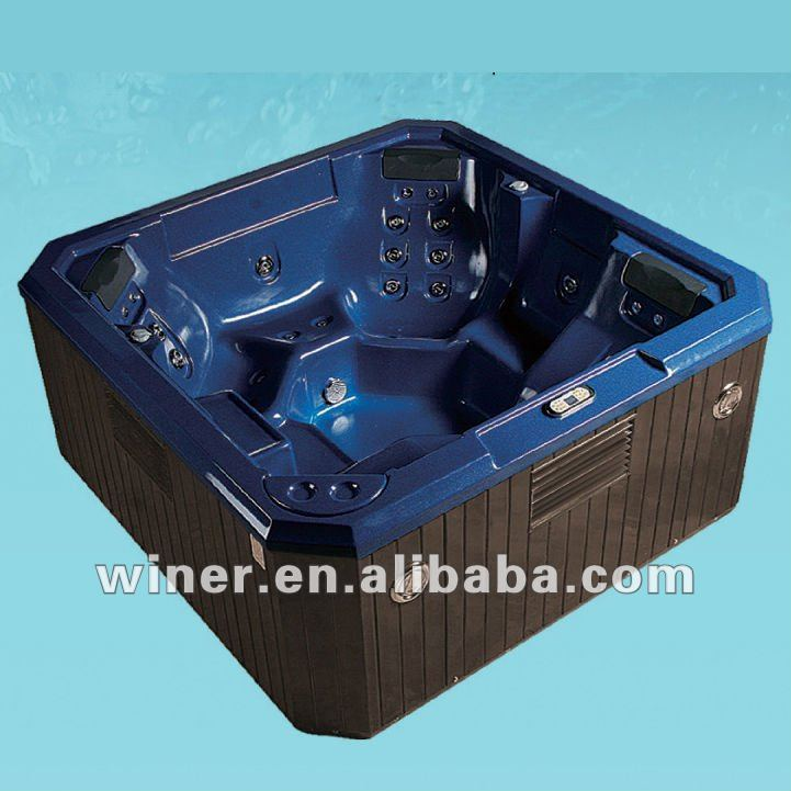 Whirlpool hot tub spa AMC-2070, View Whirlpool hot tub spa, WINER ...