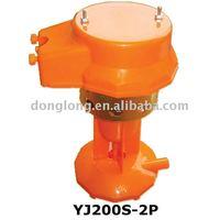 DL YJ200S-2P 9W 12W evaporative air cooler water pump air cooler parts