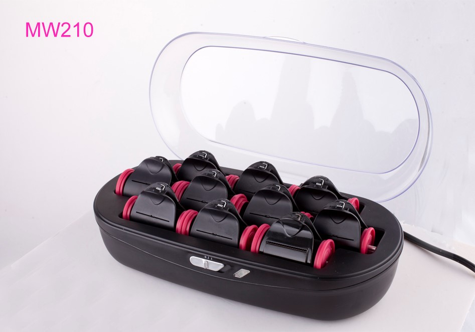 Hair styling tools repeated wave hot water hair roller hair roller meches