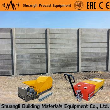 Precast Concrete Compound Wall Mould,Precast Concrete Wall,Precast Concrete  Fence Panels - Buy Exterior Concrete Wall Panel Product on Alibaba com