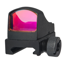 ANS Auto Brightness control Docter Mini Red Dot Sight Reflex Holographic Dot Sight for Hunting with Handheld large screw QD BK