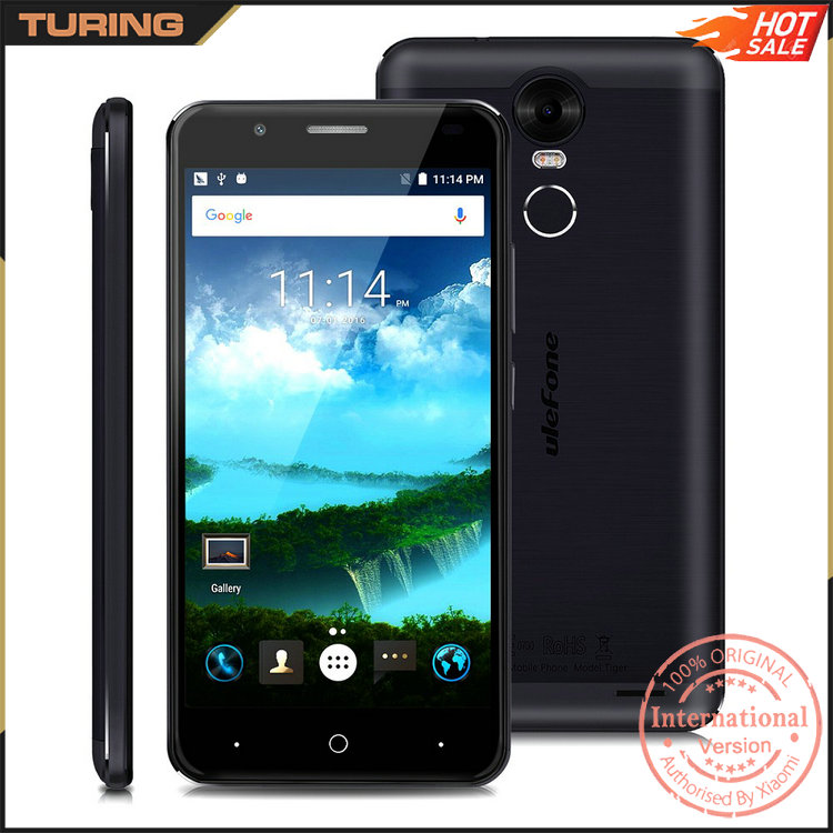 Best Selling Smart Products Ice Cream Mobile Phone 2GB RAM 16GB ROM 8MP Ulefone Tiger Smartphone