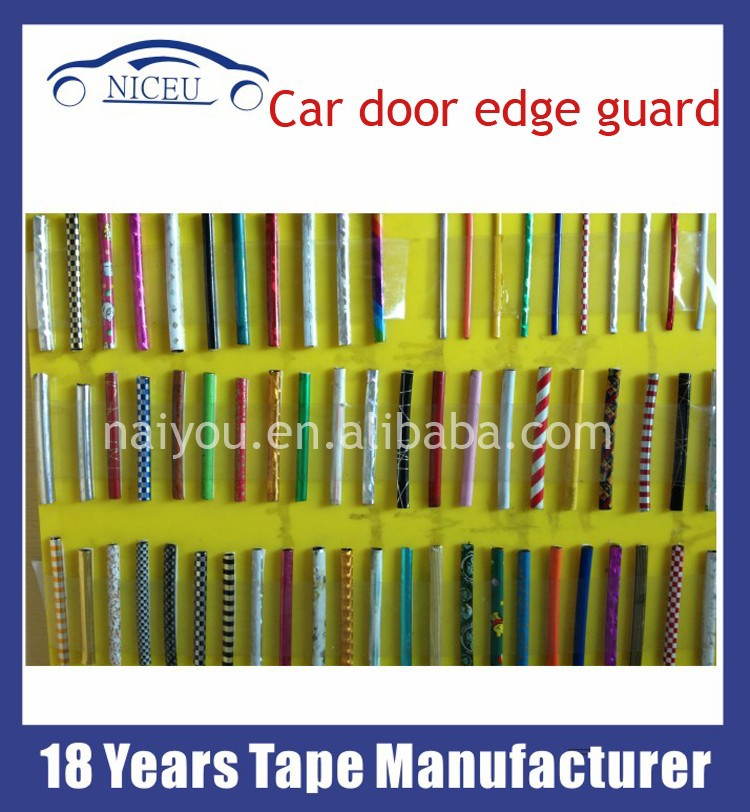High Flexible Special Design 3M Tape Car Door Edge Guard
