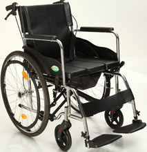 EMSS China hot sale 24 wheels manual wheelchair supplier ELY-005A