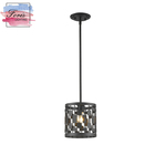 Hot sell pendant lamp with ETL for home zhongshan led single hanging lamp commercial pendant lamp