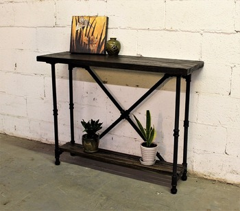 2 Tier Console Sofa Hall Indian Console Tables