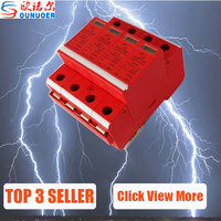 Top Quality Electric Equipment Three Phase Din Rail Power Supply Surge Protector