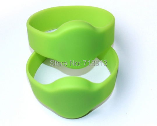 Analytical 5pcs 13.56mhz Rfid Wristband Silicone Electronic Bracelets Wristband Nfc Smart Rfid Silicone Wristband With S50 Chip Security & Protection