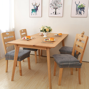 Velvet home decor dining slipcover for chair wholesale seat cushion chair covers spandex chair covers dining room