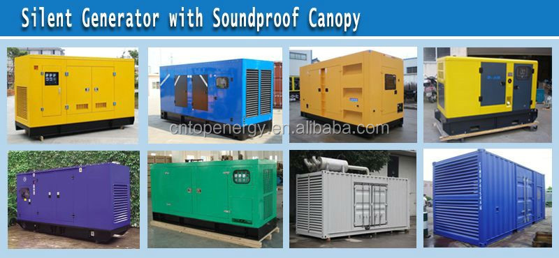 Factory direct sale CUMMS/FG Wilson/MTU/MWM 1200kva diesel generator! Containerized AC synchronous generator power 6kw to 2000kw
