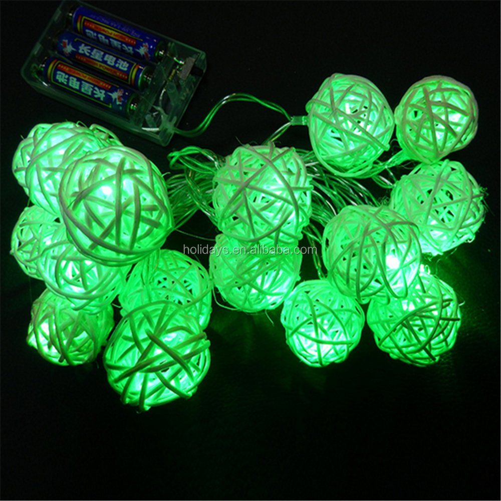Outdoor String Lights Fairy Christmas Party Garden for Holiday