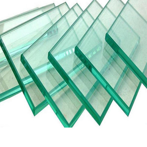 4mm clear safety curved tempered float glass for table top