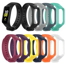 Cinturino in silicone per Samsung Galaxy Fit-e/R375 Smart Watch Band Braccialetto Intelligente <span class=keywords><strong>Pedometro</strong></span> <span class=keywords><strong>Cinghia</strong></span> di Fitness Tracker Wristband <span class=keywords><strong>cinghia</strong></span>