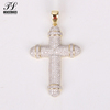 925 silver pave diamond wholesale cross pendant bulk sale,jerusalem cross pendant