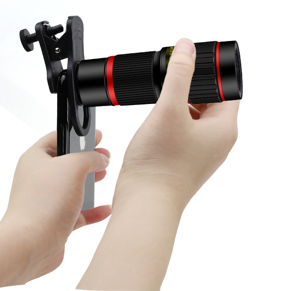 Best selling in mobile accessoires 20x zoom telephoto hd camera lens for iphone