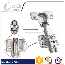 35mm Cup Iron Hydraulic Cabinet Hinge, Soft Closing Furniture Hinges Door Cabinet, Made In China