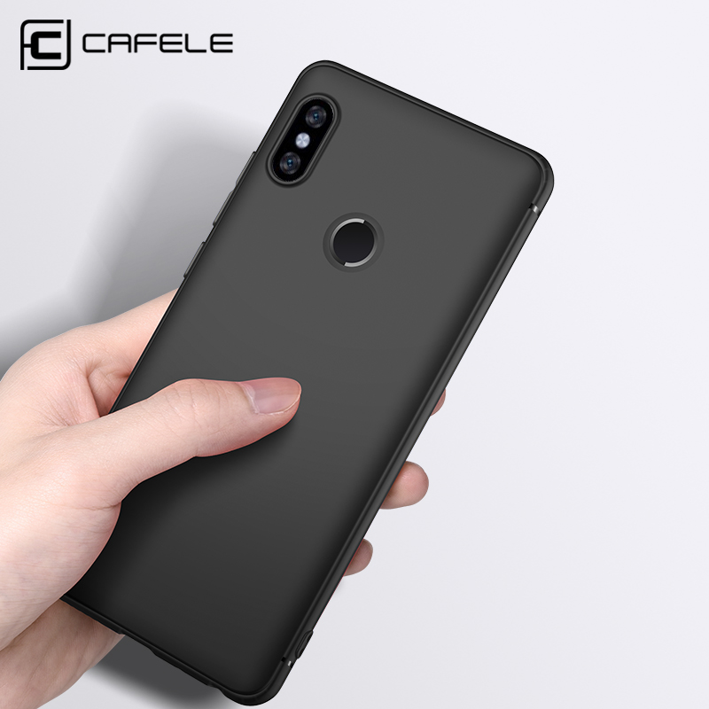 CAFELE Soft TPU Phone Cases for Redmi S2/Note 4/Note 5pro Case Ultra Thin Matte Phone Cover Case for Xiaomi Mobile Phone