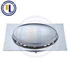 DISCOUNT 2019 most popular cheap price bathroom and toilet square style shower stainless steel pop up floor drain