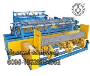 Delicate chain link fence machine parts
