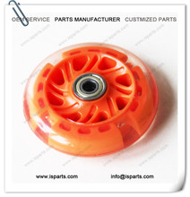 90x23mm Push Scooter Orange Wheels For Sale