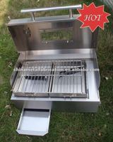 Stainless steel portable gas bbq Grill
