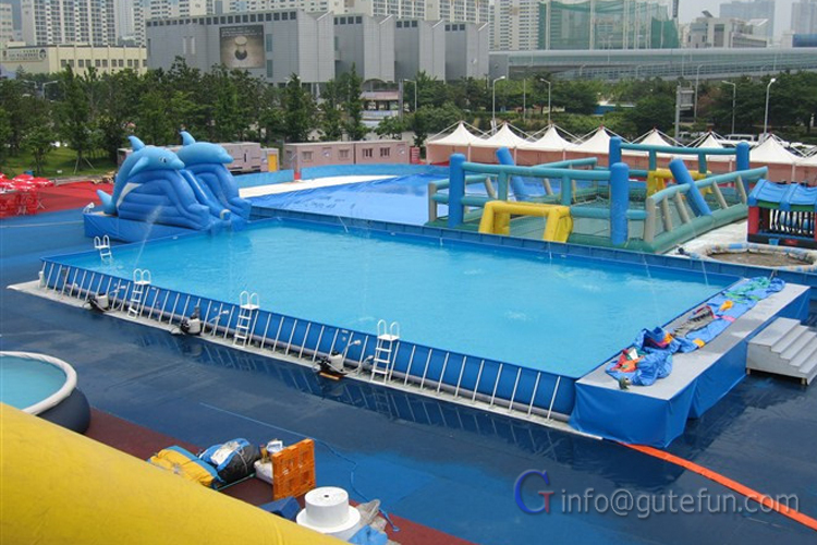 Mobile Pool mobile swimming pool equipment china - buy swimming pool equipment