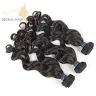 1 Bundle Sample Offered Real Mink Brazilian Hair Virgin Hair Bundles