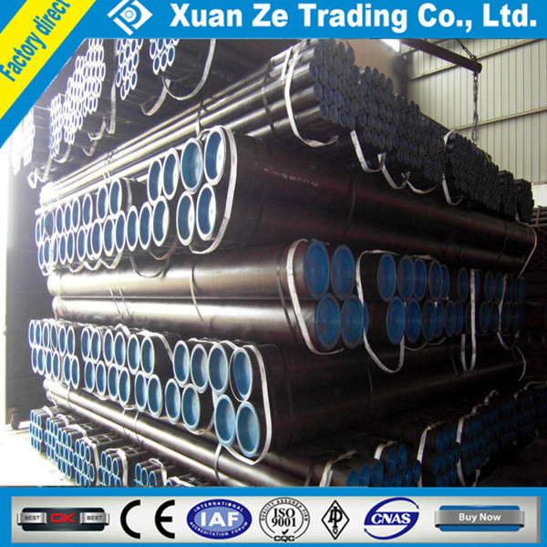 Manufacturer preferential supply High quality ST 33 / STEEL 20 welded steel pipe