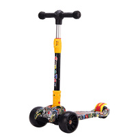 3 wheel kids cheap children bicycles baby swing kick scooter