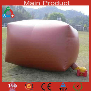 waste management new type products economic high efficient portable 10M3 20M3 50M3 household biogas cylinder tank