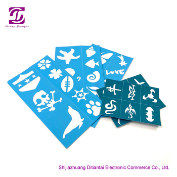 Best Body Art Stencils Easy Face Painting Stencils Buy Body Art Stencils Face Painting Stencils Easy Face Painting Stencils Product On Alibaba Com