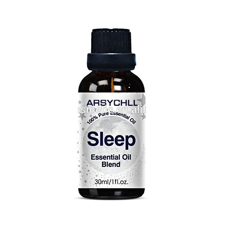 100% Pure Natuurlijke Aromatherapie Slaap Kalmerend Blend Essentiële Oliën Voor Stress