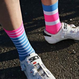 3a7234981af DH high quality quick dry wholesale custom mountain bicycle bike sports  compression cycling socks