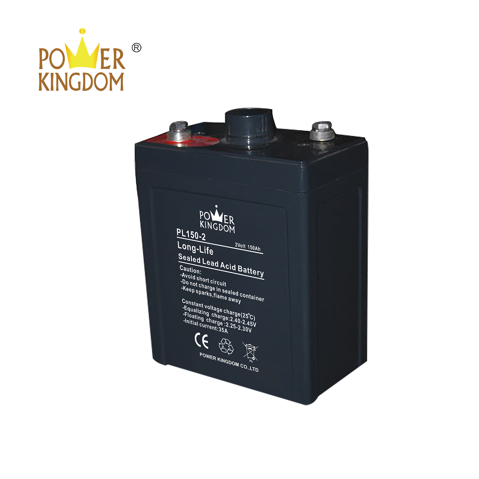 Power Kingdom comprehensive after-sales service new agm battery factory communication equipment-2