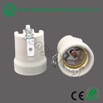 Newest Oem Electric Ceramic E27 Led Lamp Holder Types Of Light ...