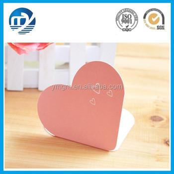 Heart shape handmade greeting card for teacher day buy bulk heart shape handmade greeting card for teacher day m4hsunfo