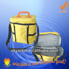 Outdoor voedsel en wijn promotionele sac glaciere <span class=keywords><strong>isotherme</strong></span>
