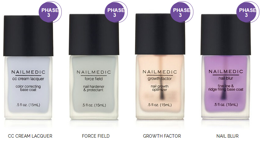 Nail Growth Optimizer Innovative Anti-aging Complex Fortifies Weak ...