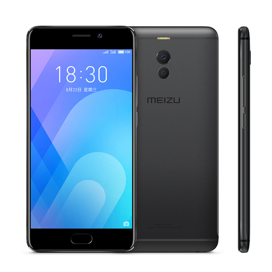 "New Arrival Original Meizu M6 Note 4G LTE Mobile phone 4GB RAM 64GB ROM Snapdragon 625 CPU 5.5""FHD Screen 16.0MP 4000mAh"